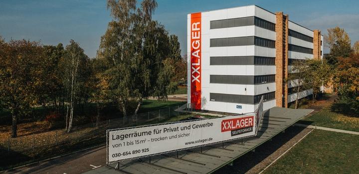Lagerräume für Privat und Gewerbe in Berlin-Köpenick