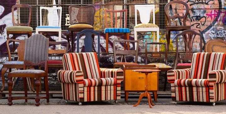 Möbel zum Einlagern in Berlin