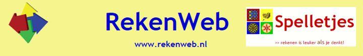 Rekenweb groep 1 en 2, kleuteridee.nl