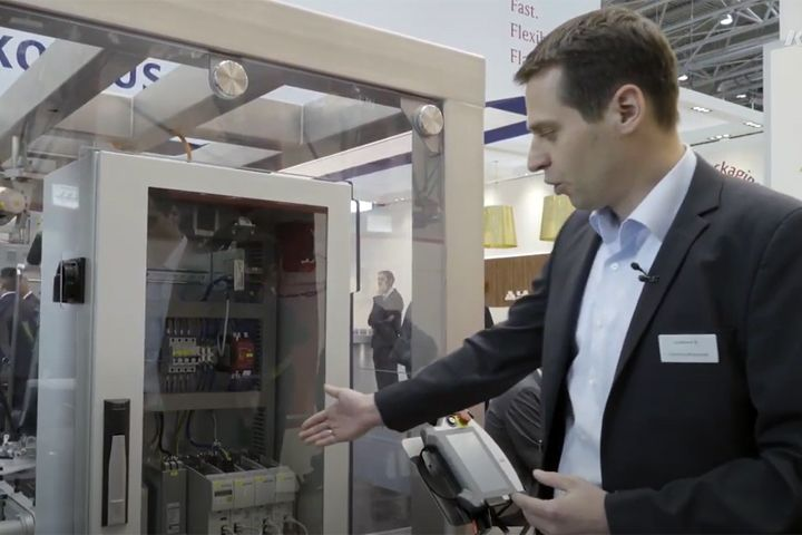 Video: MAJAtronic relies on KEBA control and drive solutions tor controlling their Autonox24 robotics solutions.