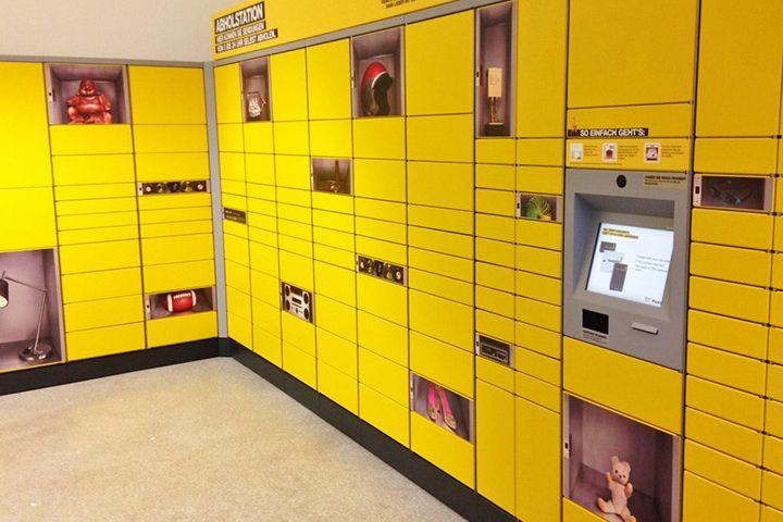 KePol Parcel Lockers | For best delivery efficiency | KEBA