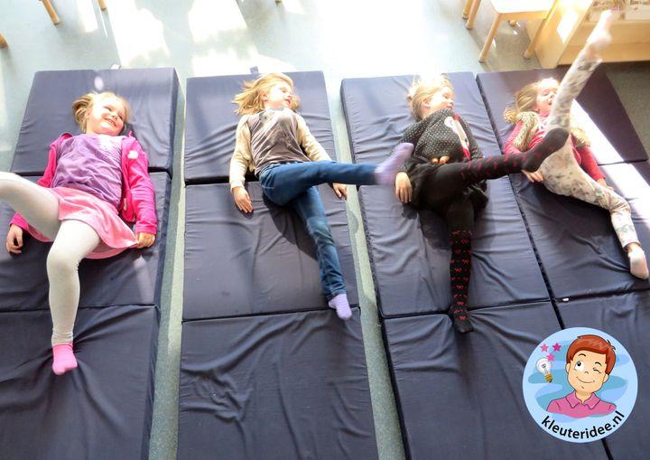 Zwangerschapsgym in de klas 2, thema baby voor kleuters, kleuteridee.nl, Kindergarten baby theme