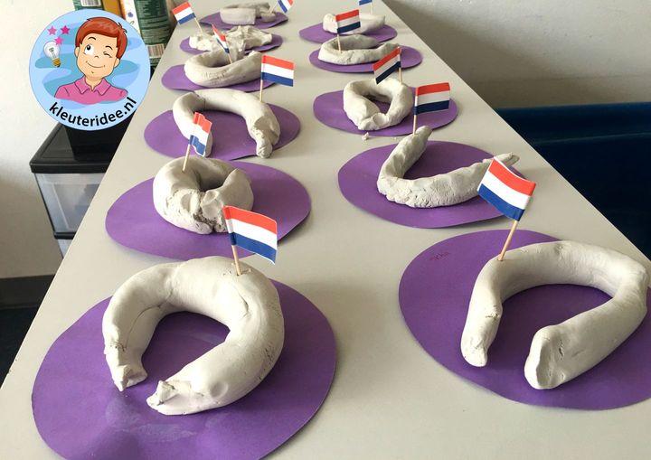 Zuurkool met worst, thema Nederland, kleuteridee