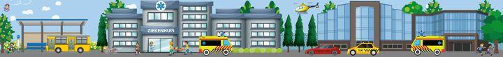 speelkleed ziekenhuis , kleuteridee