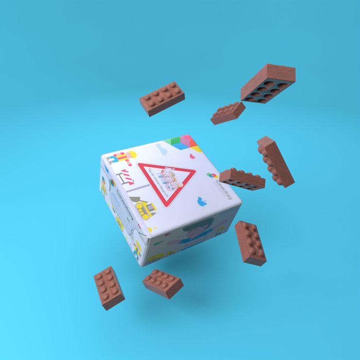 GEWOBAG 3D Bausteine