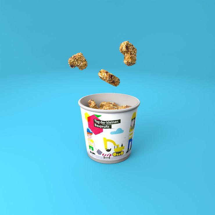 GEWOBAG 3D Snacks