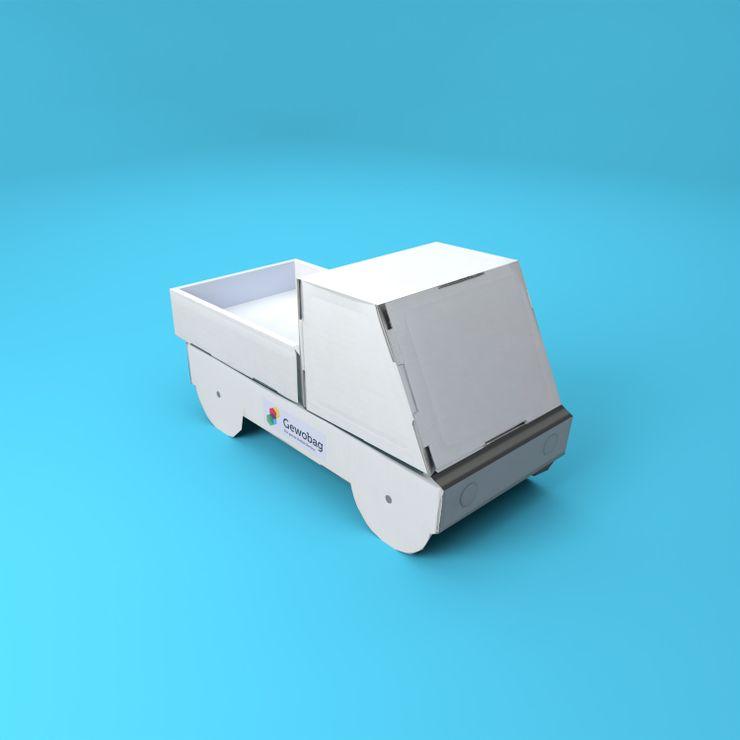GEWOBAG 3D LKW