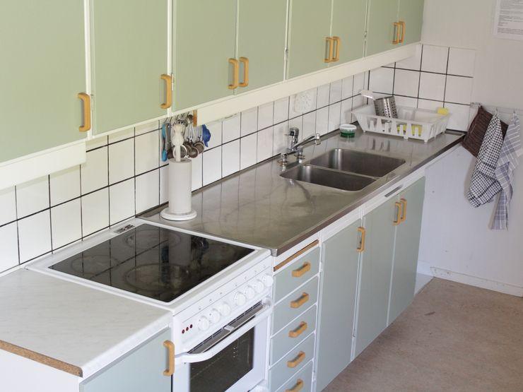 Västergården villa kök