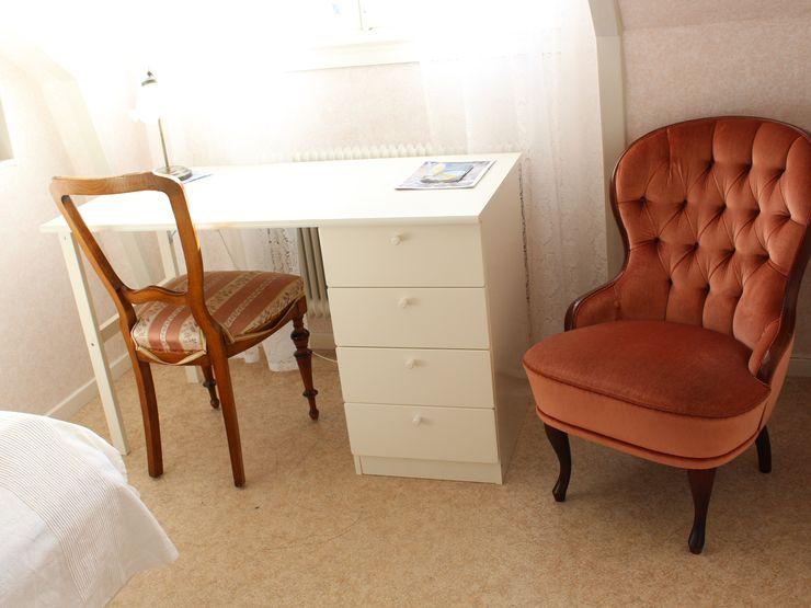 Fåtölj & skrivbord Liljeholmen Herrgård