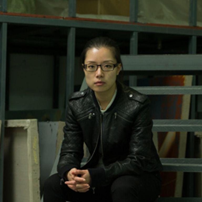 Portrait of Cui Jie