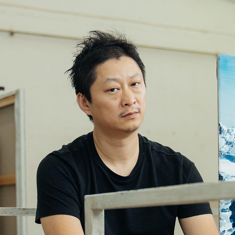 Portrait image of Jia Aili artist