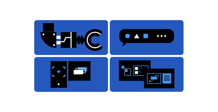 Various representation of data and technology