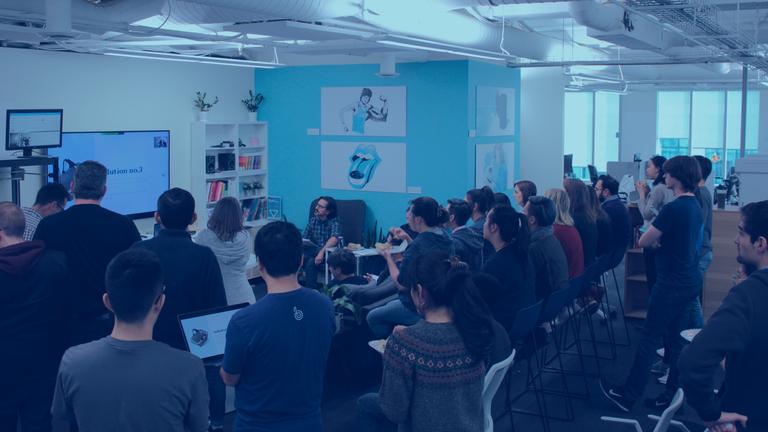 Apply Digital team standing together