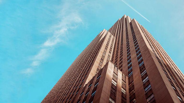 30 Rockefeller Centre Building in New Yorl