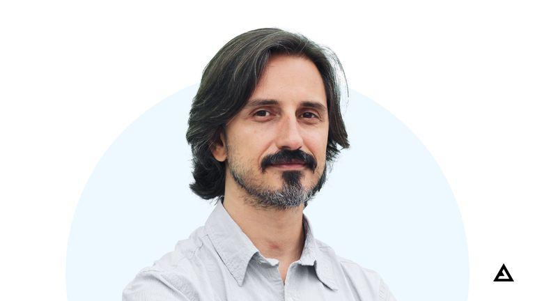 Headshot of Mauricio Pommella