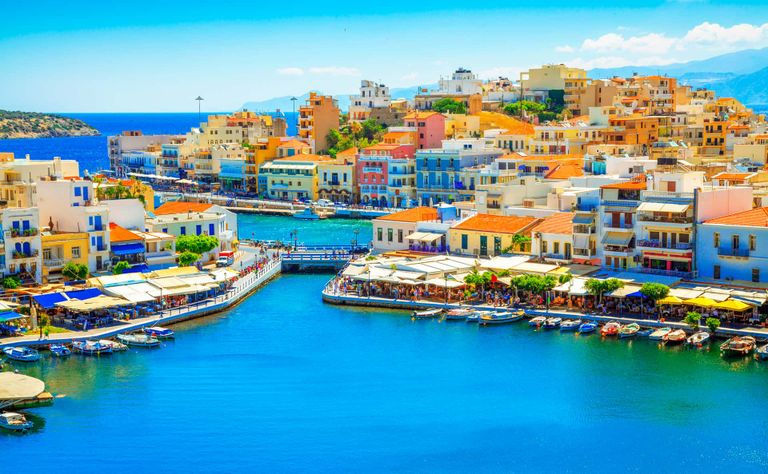 Crete Greek Islands
