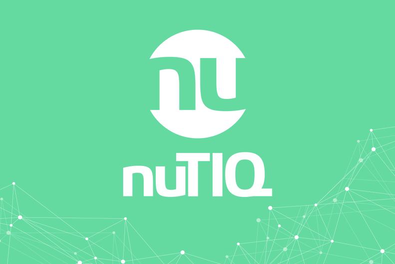 Logo: nuTIQ – Ihr Team für digitale Lösungen rund um die Lebensmittelsicherheit in der globalen Lebensmittelversorgung