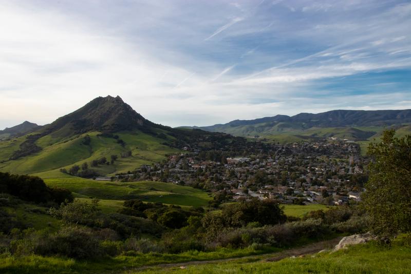 Bishop Peak and San Luis Obispo