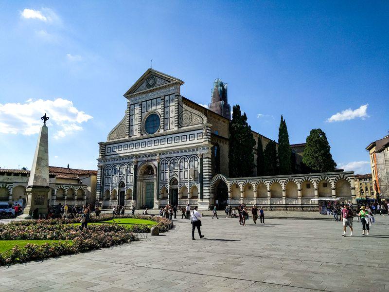 The Santa Maria Novella Cathedral