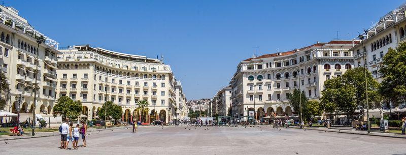 Thessaloniki city centre