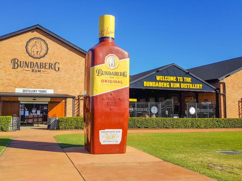 Bundaberg Rum Factory