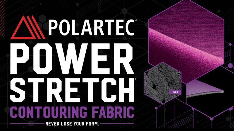 POLARTEC POWERSTRETCH TECHNOLOGY