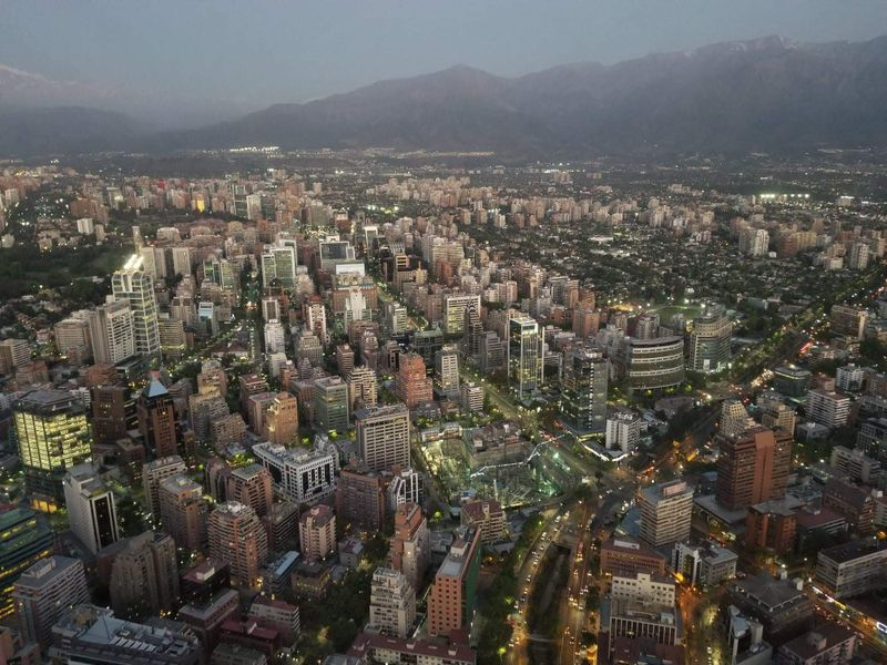View from Sky Costanera