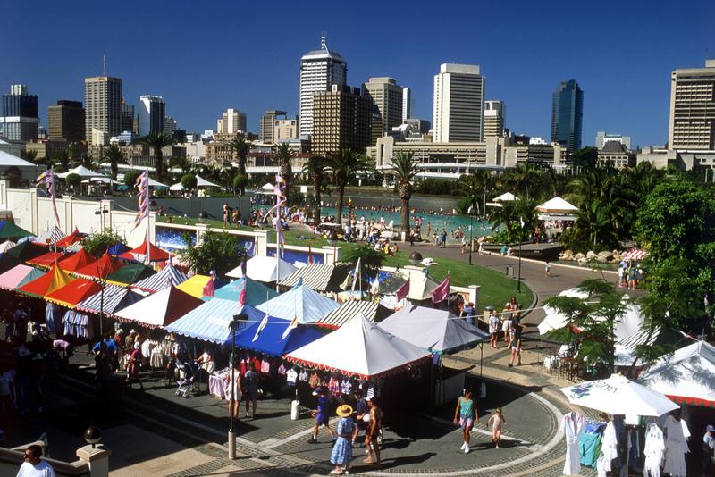 Mount Isa Rotary Rodeo Buchanan Park in Brisbane