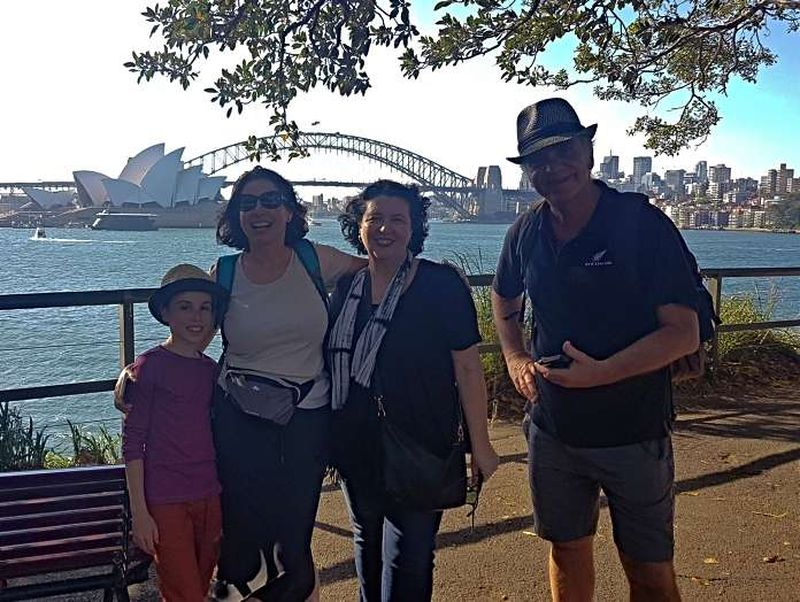 The Sydney Greeters
