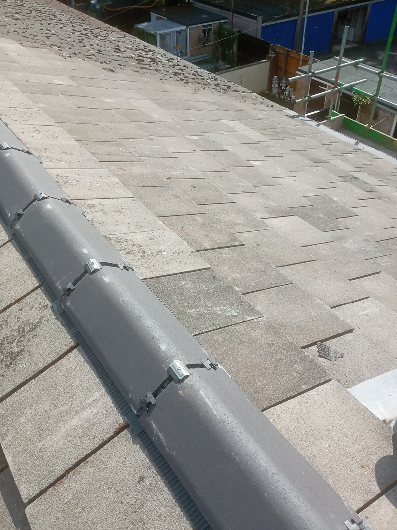 When to change your pitched roof