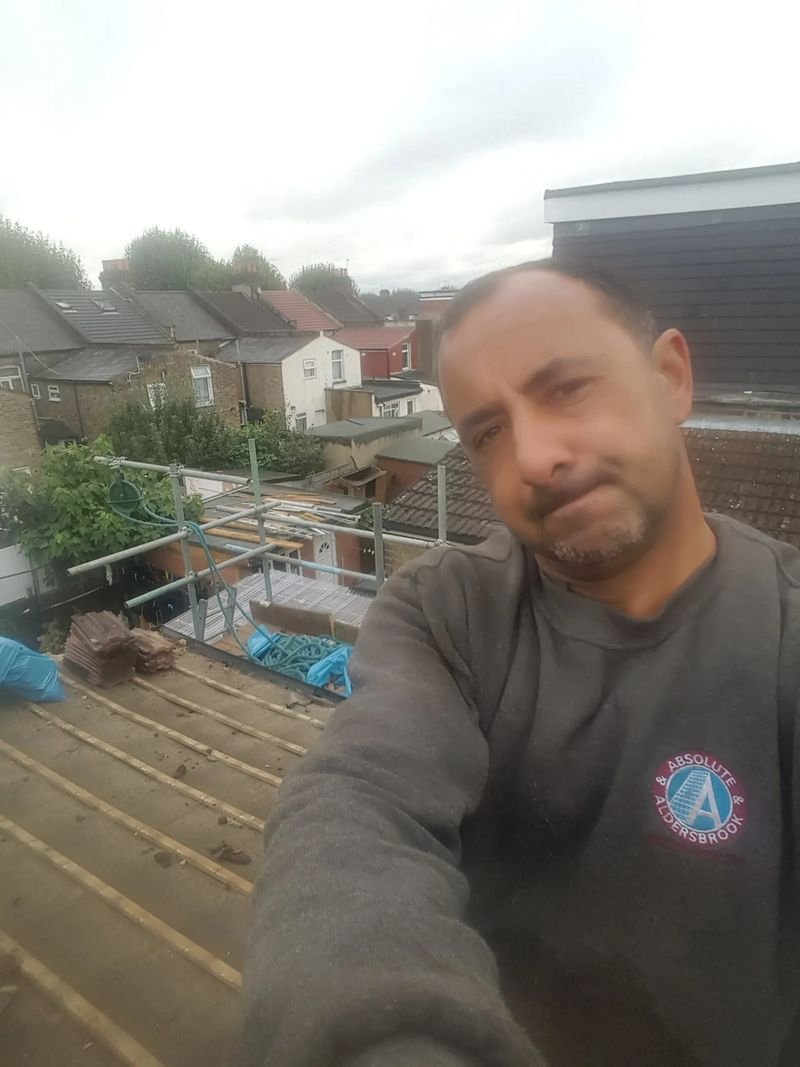 Danny the Roofer