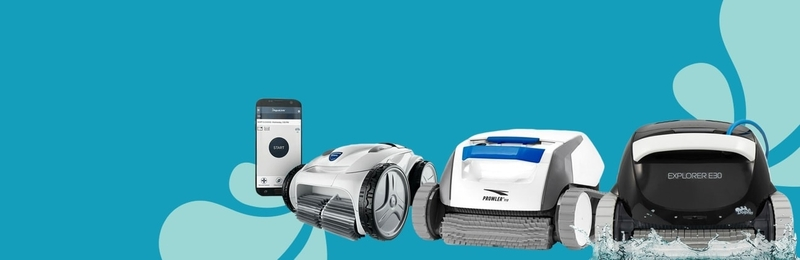 Shop Canada's Largest Selection of Robotic Pool Cleaners