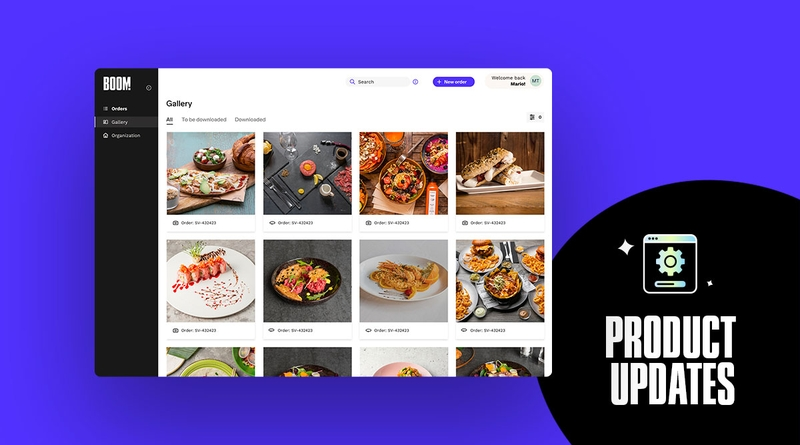 BOOM Revamps Visual content platform