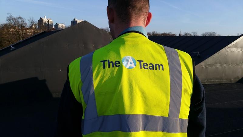 The A Team aka Aldersbrook roofing