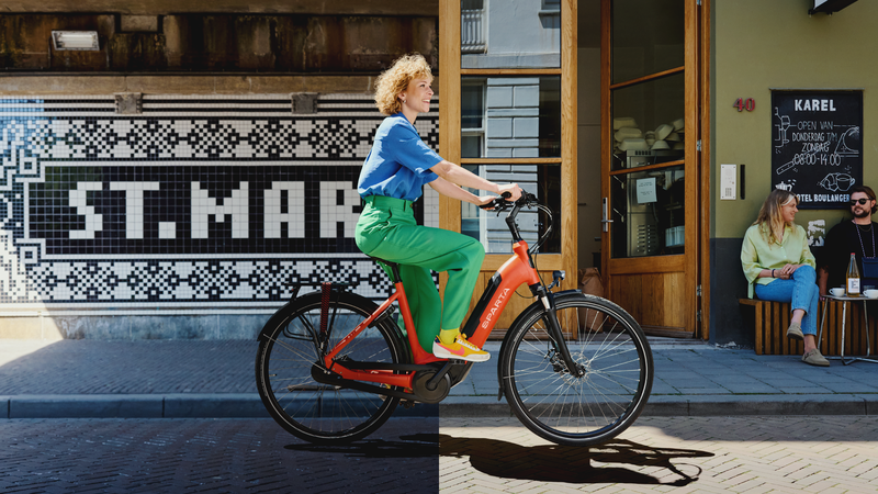 Sparta c-GRID e-bike