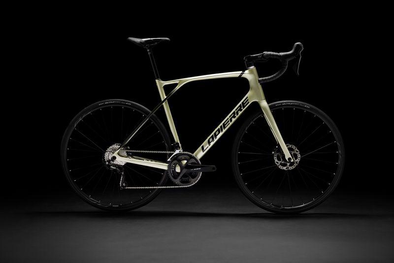 The new Lapierre Pulsium 5.0 2021 Endurance Road Bike