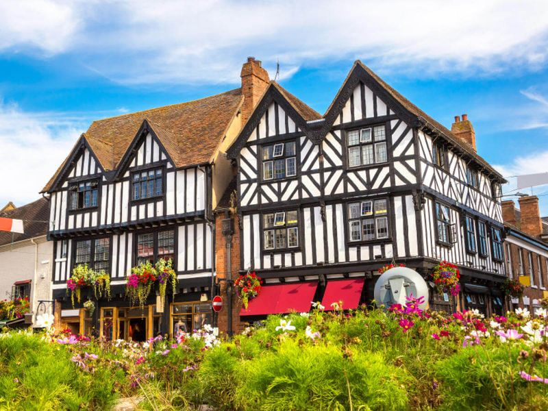 shakespeares birthplace in england