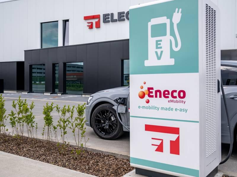 Eneco charging station