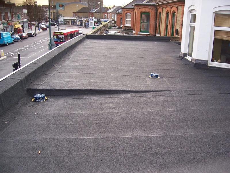 65 square metre high performance felt Ilford