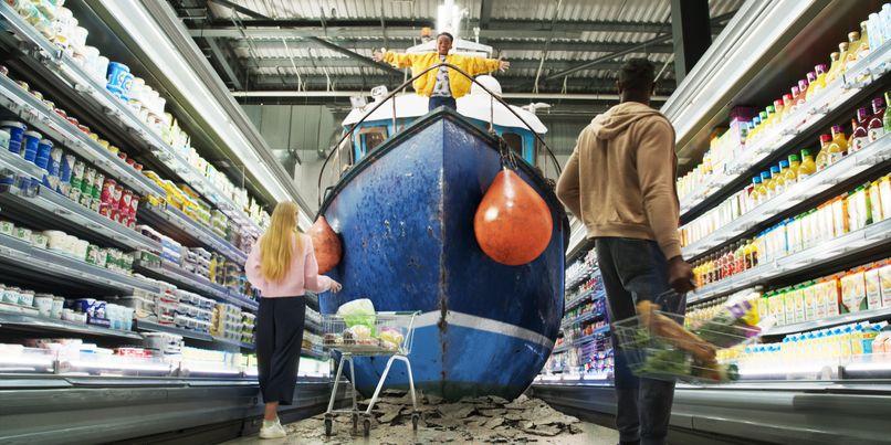 Morrisons Boat Publicis