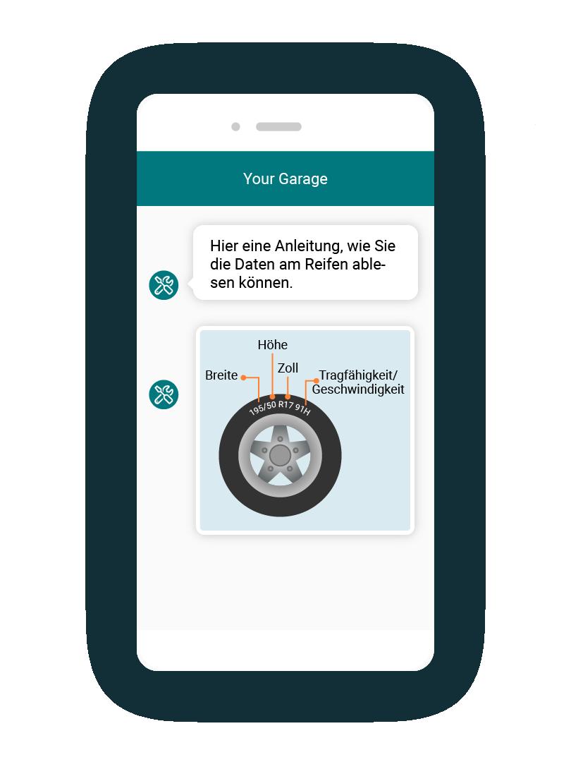 LINK Mobility - Mediadaten können für eine optimale Kommunikation eingebunden werden