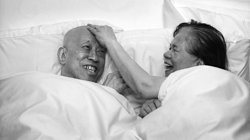 Let's Talk the Joy of Later Life Sex by Ogilvy