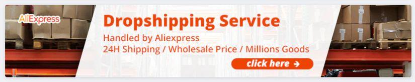 AliExpress Dropshipping Service