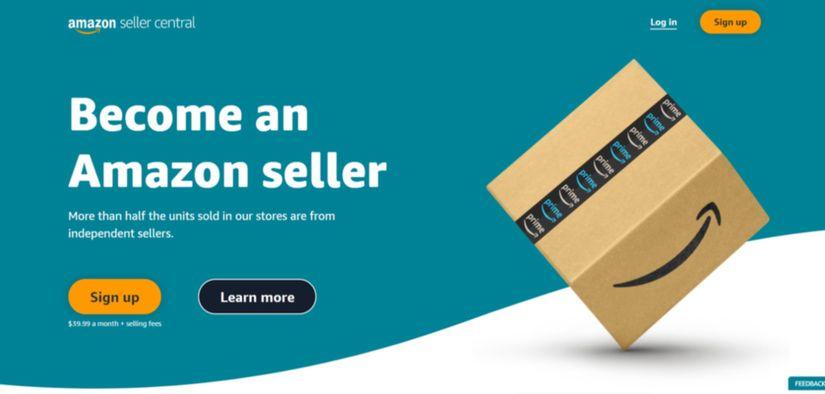Amazon Seller Account Creation