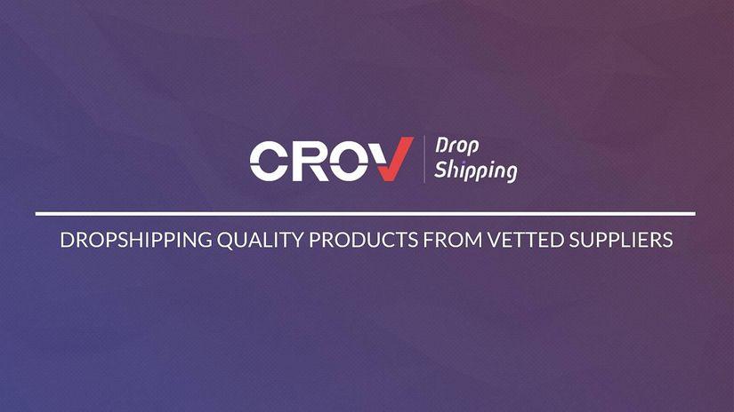CROV Dropshipping Platform