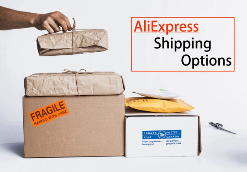 AliExpress Shipping Options