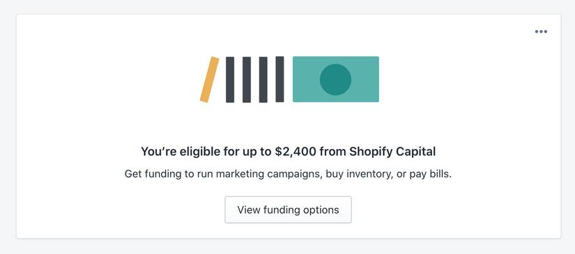 Shopify Capital Eligibility