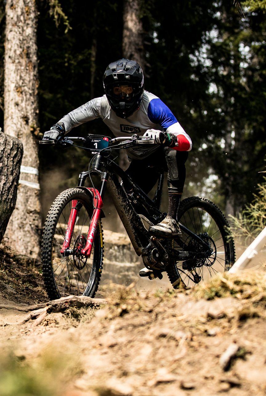 EWS-E Crans Montana - Nicolas Vouilloz - GLP2 - Team Lapierre Overvolt