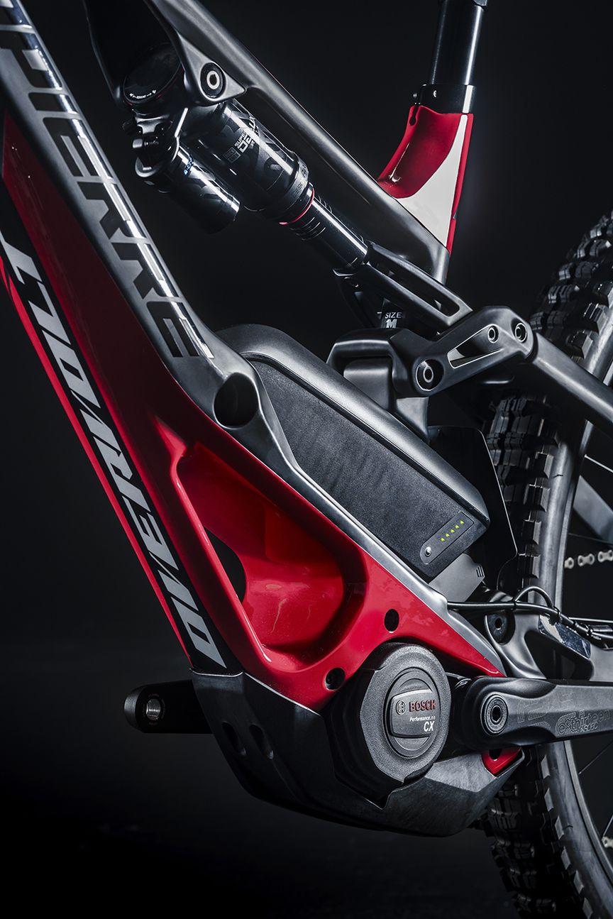 Lapierre Overvolt GLP 2 Electric Enduro Mountainbike - drive unit
