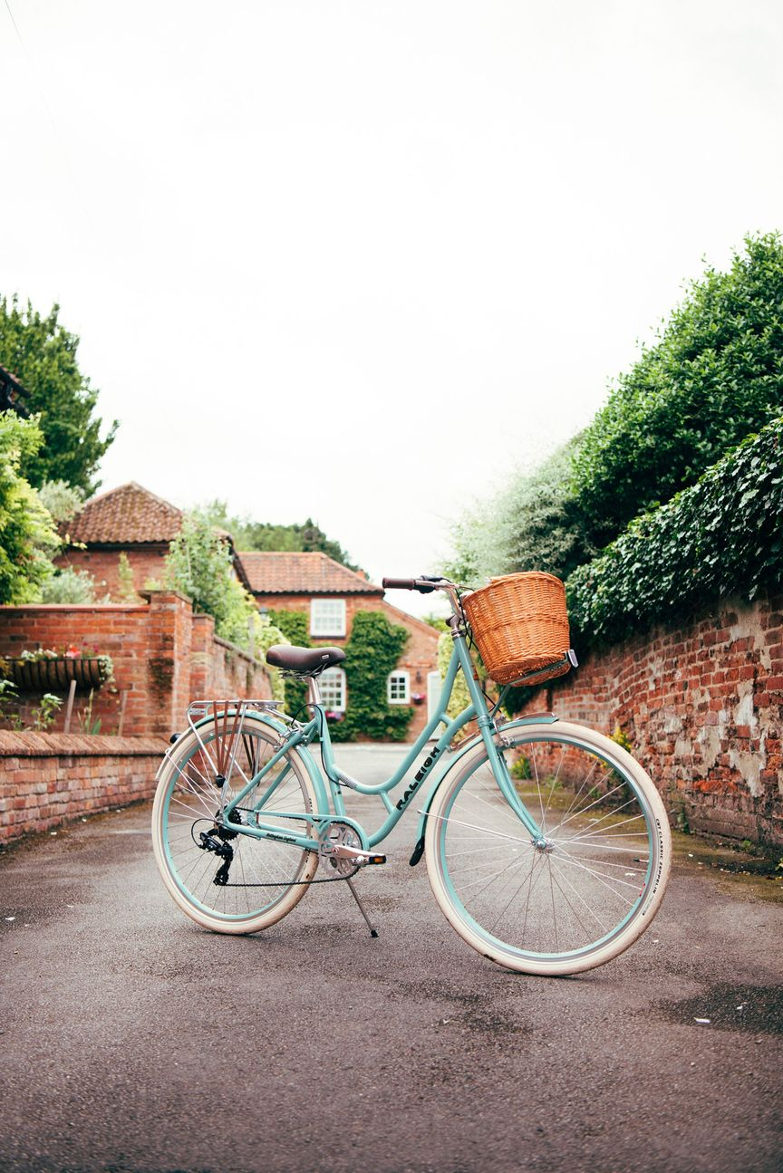 Picture of a classic model bike